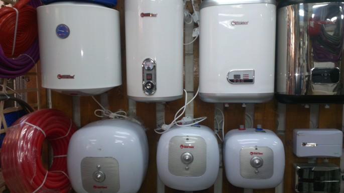 Установка водонагревателей в Рязани